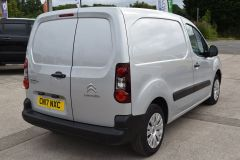 CITROEN BERLINGO 625 ENTERPRISE L1 BLUEHDI SILVER VAN HUGE SPEC - 1917 - 6