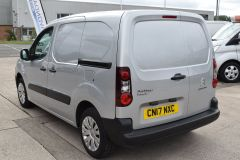 CITROEN BERLINGO 625 ENTERPRISE L1 BLUEHDI SILVER VAN HUGE SPEC - 1917 - 5