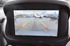 FORD TRANSIT COURIER SPORT BLACK VAN TAIL GATE NAV REVERSE CAMERA - 2194 - 2