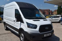 FORD TRANSIT 350 L3 HH3 AUTOMATIC RARE VAN LWB HIGH ROOF - 2341 - 8
