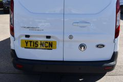 FORD TRANSIT CONNECT 200 LIMITED MS RT DECALS STYLED NO VAT VAN - 2221 - 16