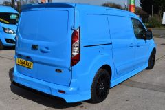FORD TRANSIT CONNECT 240 L2 LWB BLUE MS RT SPORT STYLED BRITISH GAS RARE VAN - 2920 - 5