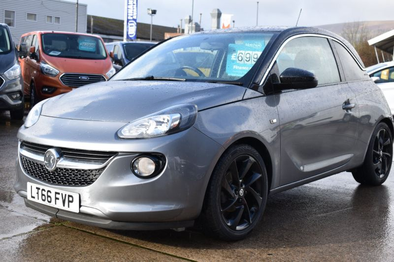 Used VAUXHALL ADAM in Cwmbran, Gwent for sale
